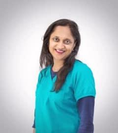 DR. MINA PATEL - DENTIST